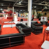 Rogers Trade Show Displays at the National Home Show 2011