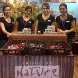 Taste of Nature Trade Show Promotion at the National Women's Show