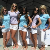 Promotional models in Vancouver