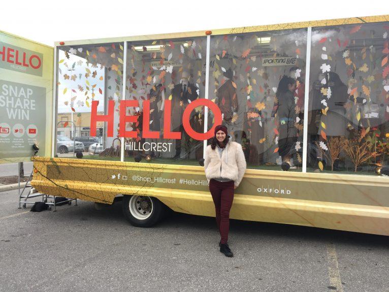 Mobile Fashion Truck