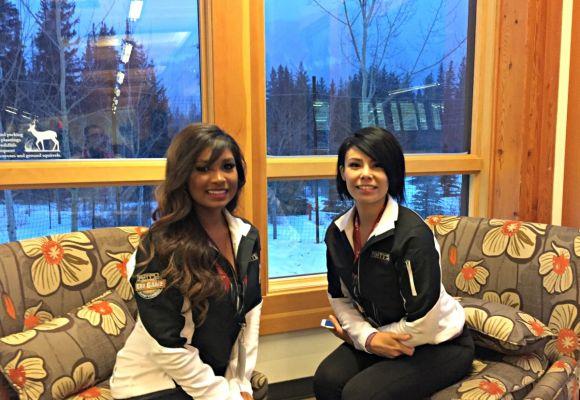 Banff Promo Models
