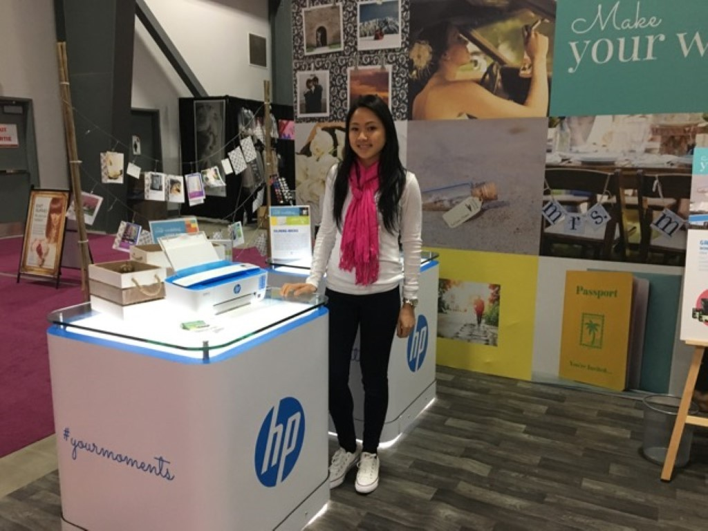 2017 01 06 to 04 09 Toronto Trade Show Staffing HP Canada