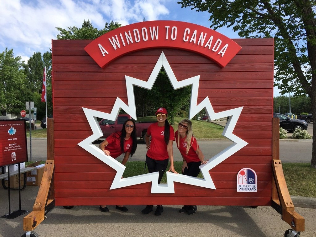 2017 07 01 All Weather Windows Alberta Events Staff