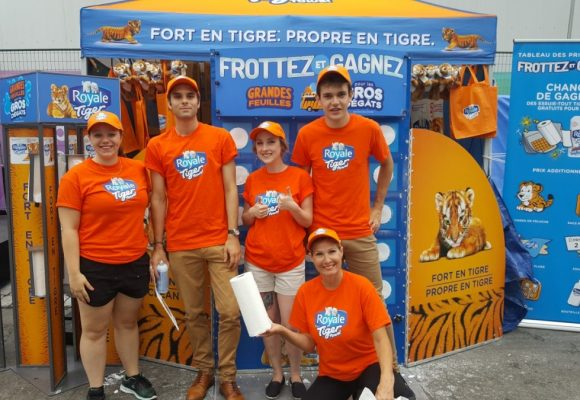 Quebec City Events Staff