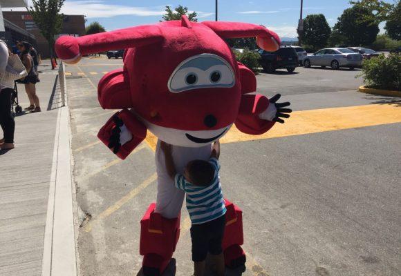 Vancouver mascot