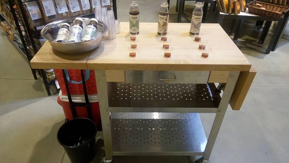 2017 07 20 In Store Demos for Hatch Cold Brew